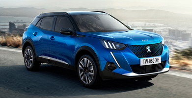 Peugeot 2008 SUV - NHS Teachers
